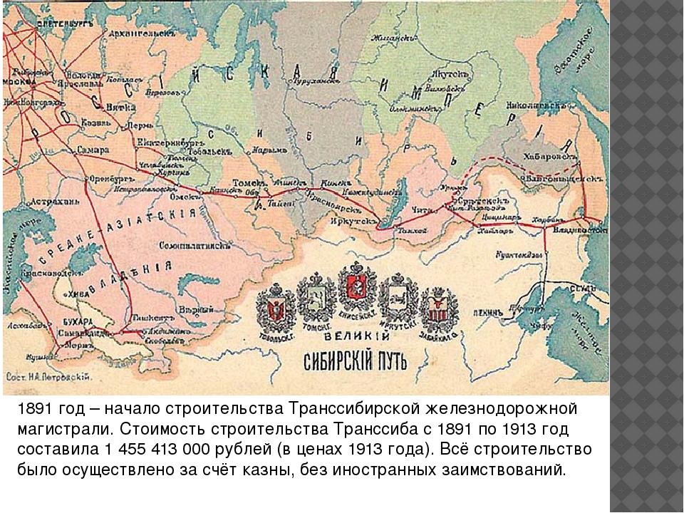 Презентацию на тему транс сибирская магистраль
