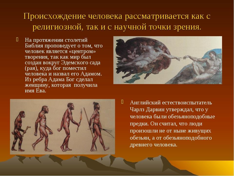 одни картинка на тему происхождение человека точно себе задний