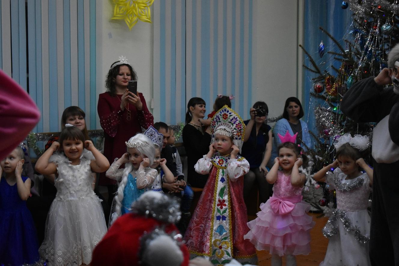 Сценка новогодний переполох незаметные незначительные