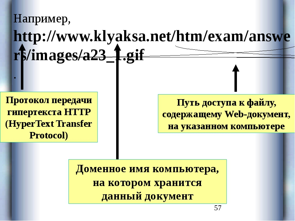Например, http://www.klyaksa.net/htm/exam/answers/images/a23_1.gif . Протоко...