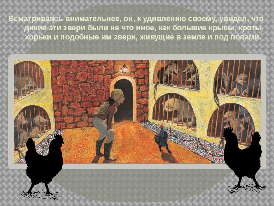 картинки из сказки черная курица или подземные жители с описанием мне
