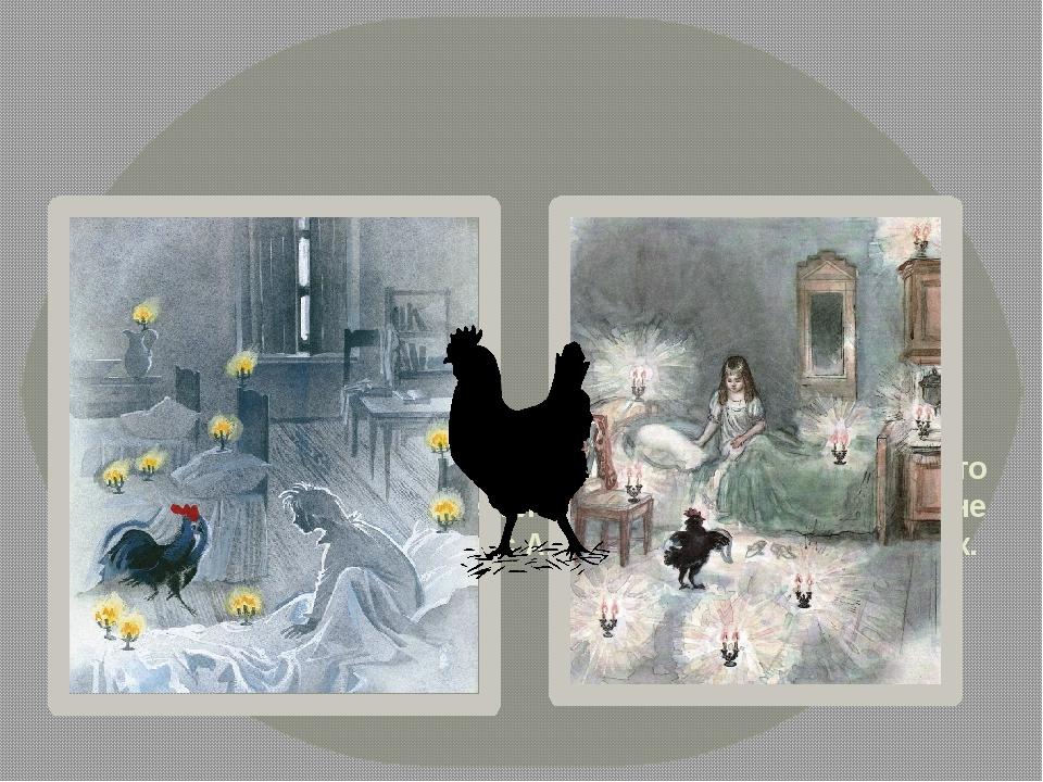 Картинки к сказке погорельского