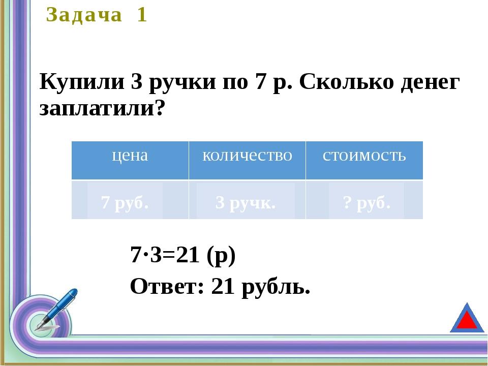 Задача 3 Купили одинаковые ластики по 6 рублей за ластик. За все ластики запл...