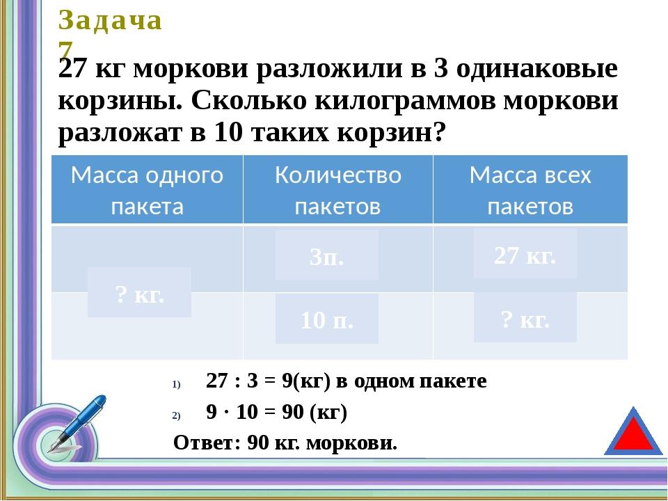 Задача 10 Мальчик купил на 12 рублей 6 карандашей. Сколько таких карандашей о...