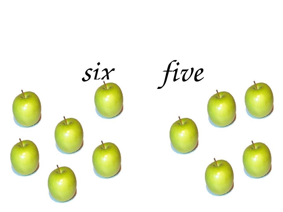 six five