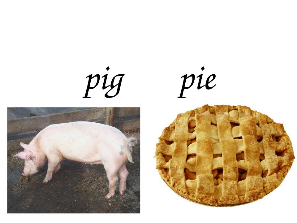 pig pie
