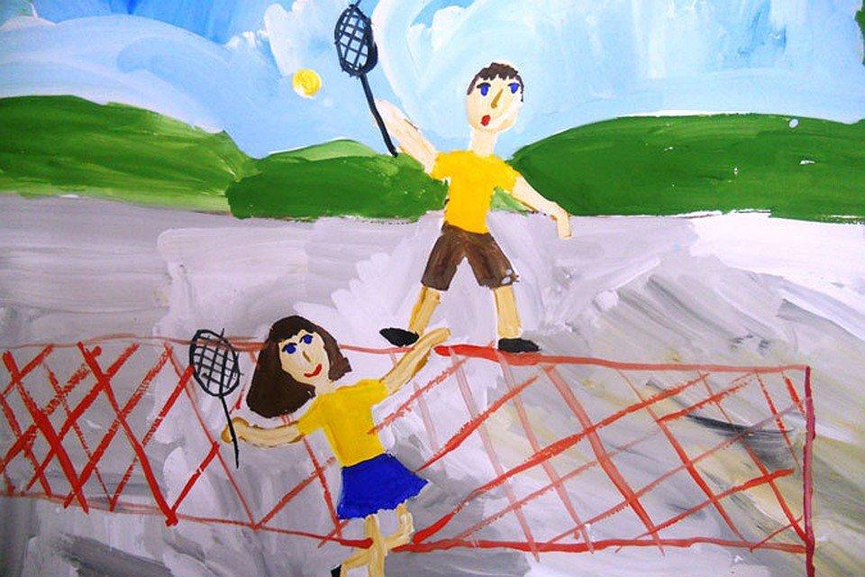 картинки для школы на тему спорта всем интересно, что