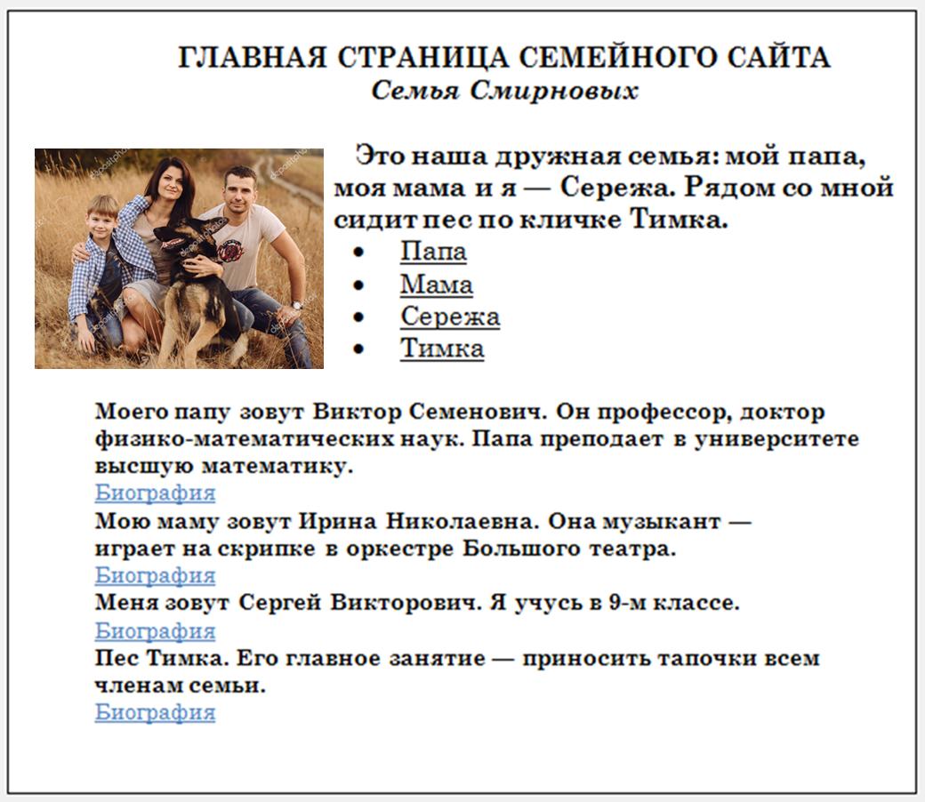Практическая работа по созданию сайта мебельная компания ниагара официальный сайт