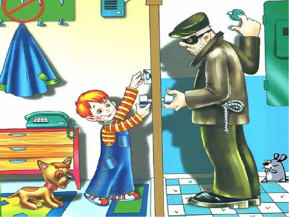 Картинки для дет сада по безопасности