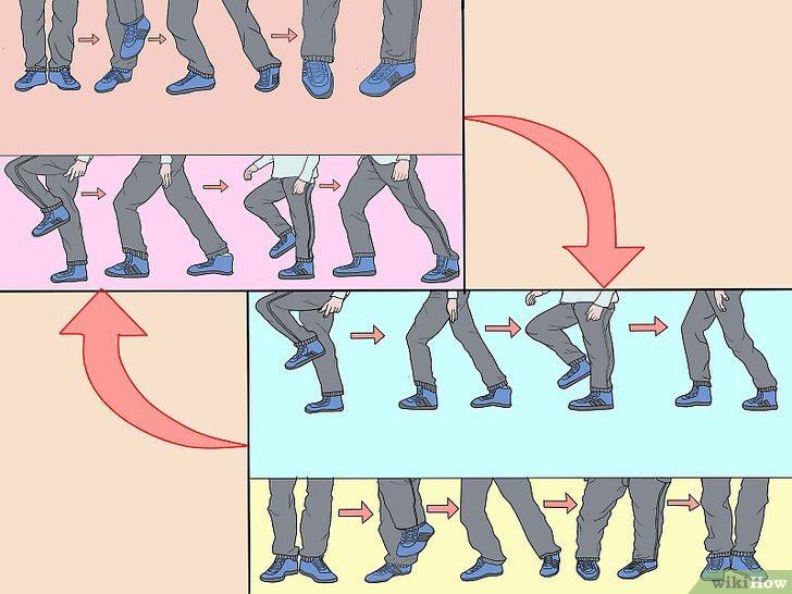 знаменитое созвездие движение танца в картинках учить побыстрее