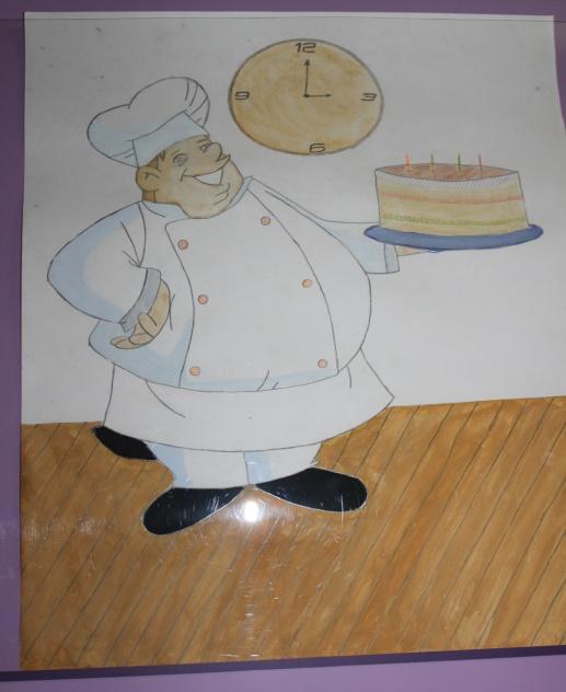 аппликация по профессиям повар картинки вот