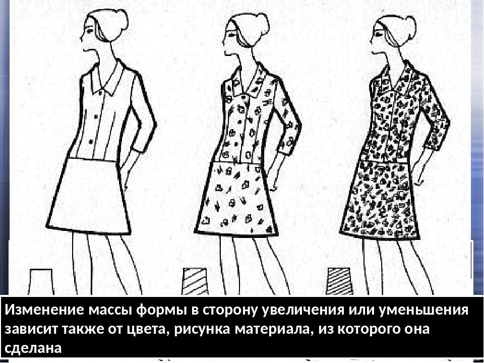Масса в одежде изменяется также в зависимости от степени заполнения формы в п...