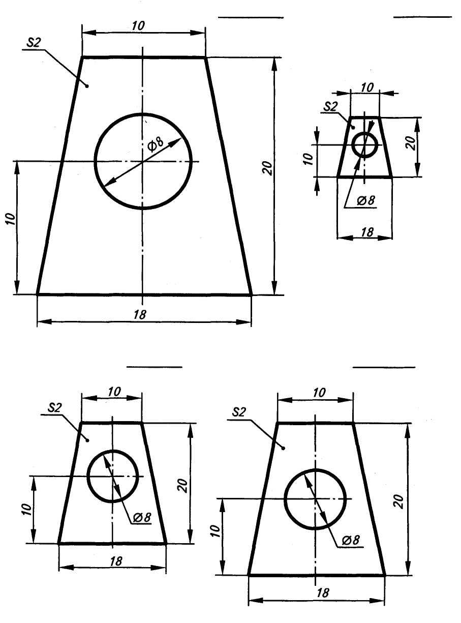 hello html 5241f3d1 - На чертеже задан масштаб 2 1 как будут соотноситься линейные размеры изображения с ответ