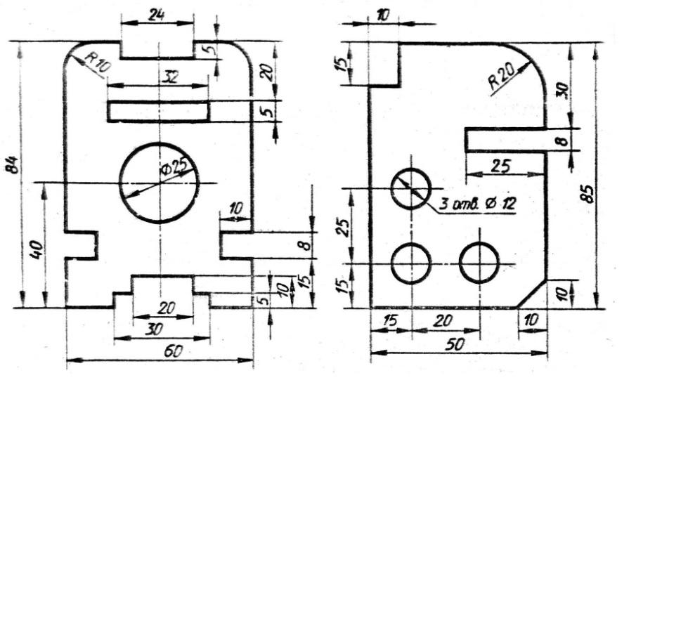 hello html 6291f2a1 - На чертеже задан масштаб 2 1 как будут соотноситься линейные размеры изображения с ответ