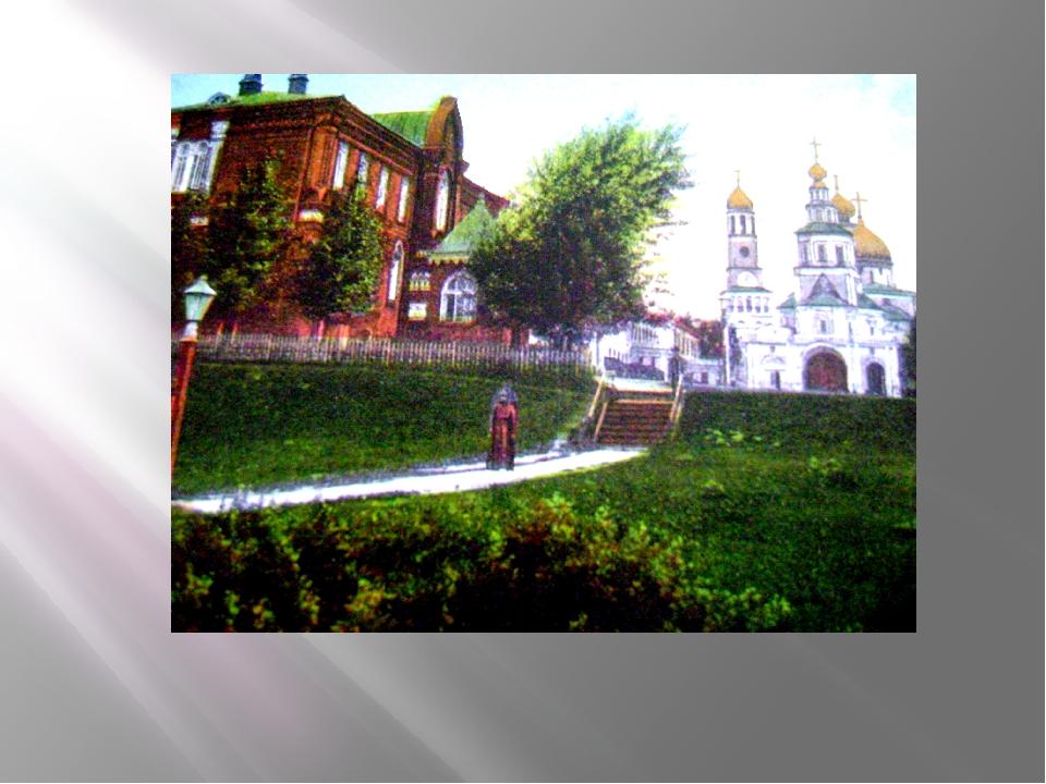 Монастырские гостиницы
