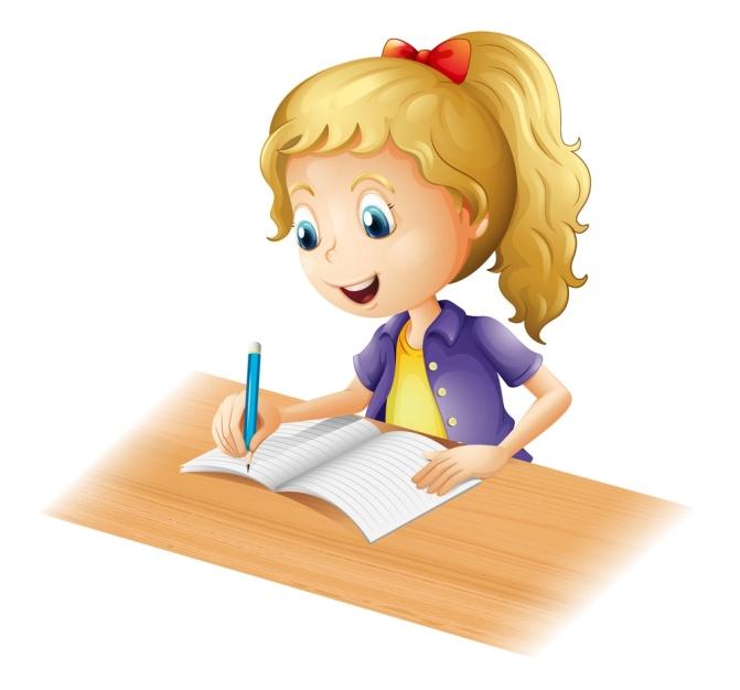 Картинки для детей школа письмо
