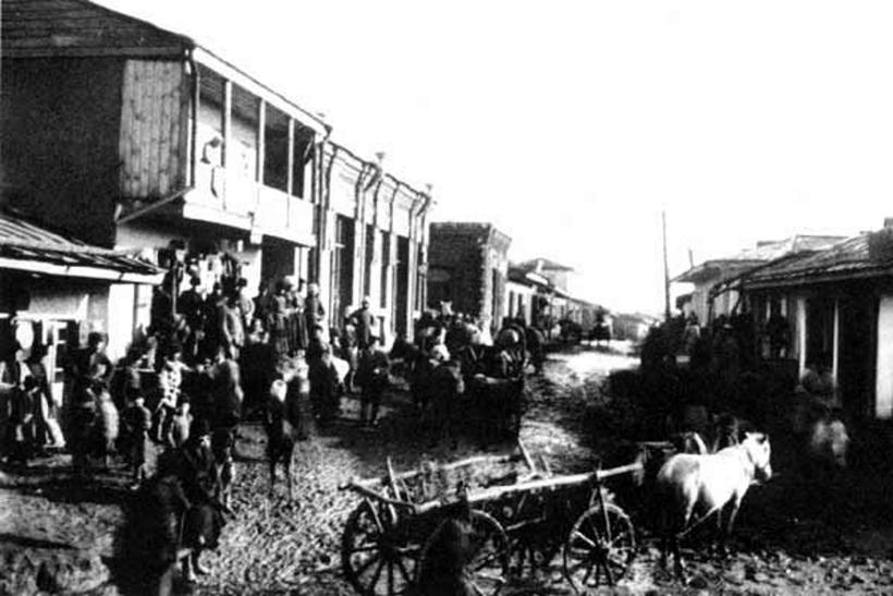Старинные фото петербуржцев тверской