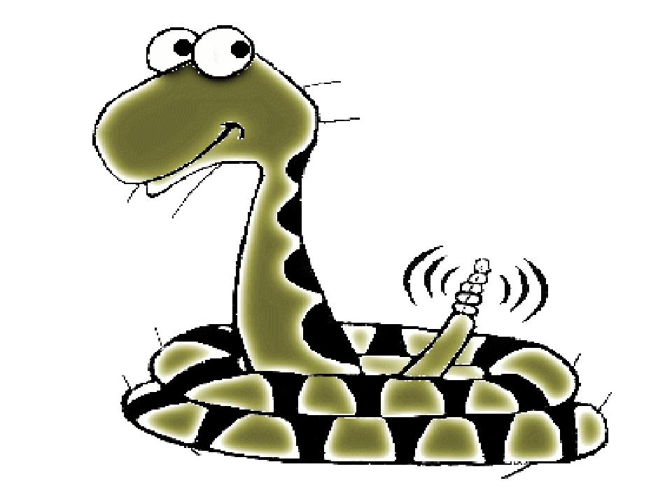 Картинки змей с анимацией