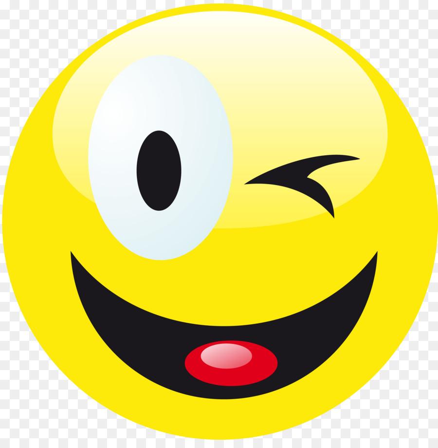 wink face clip art - 900×920
