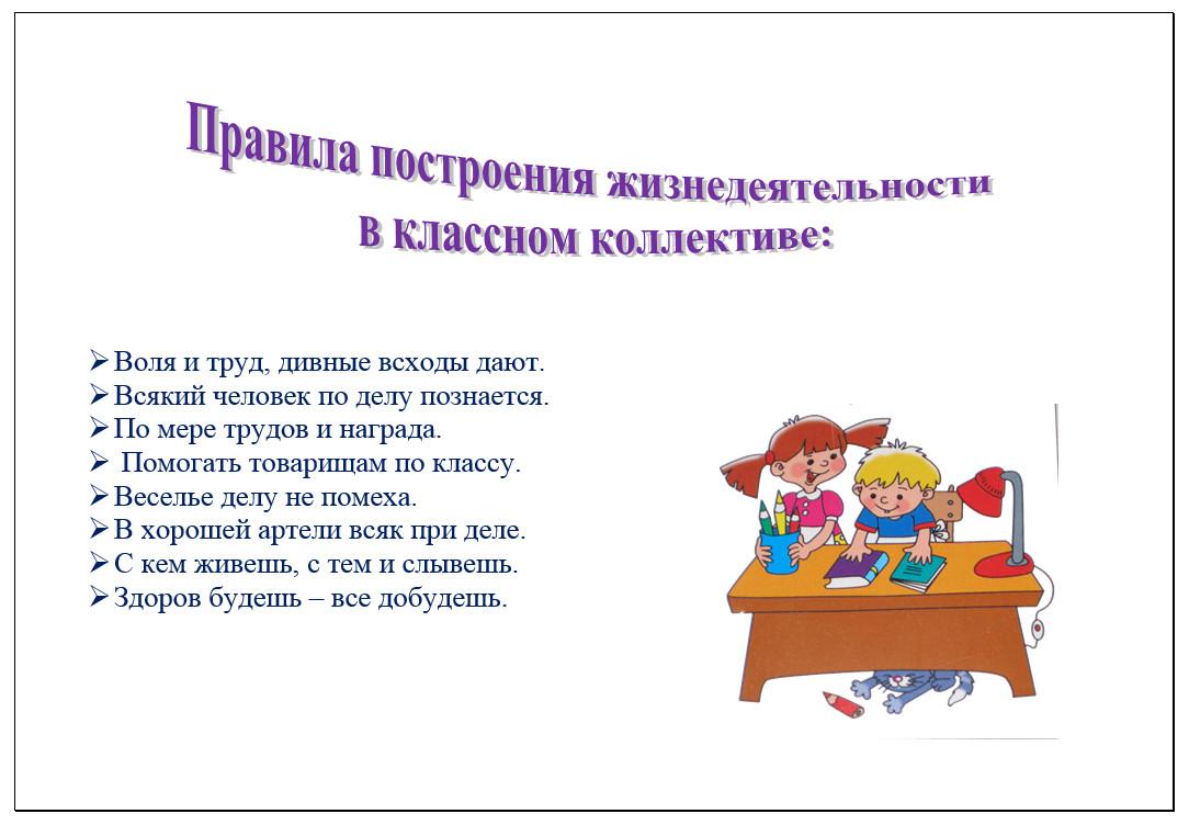 воспитательный план класса картинки юный возраст