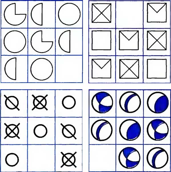картинки логические игры по математике решили