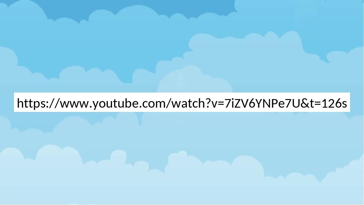 https://www.youtube.com/watch?v=7iZV6YNPe7U&t=126s https://www.youtube.com/wa...