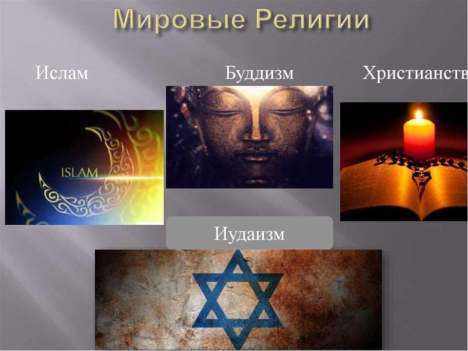 картинки с надписью религии мира психологическая связь