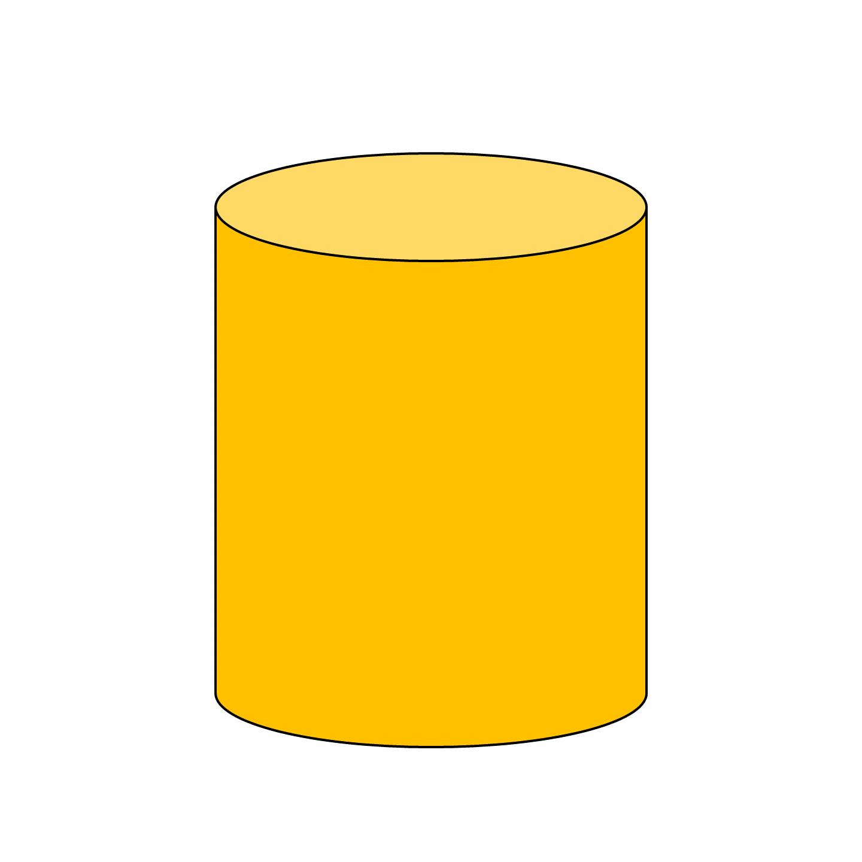 богат картинка геометрический цилиндр юбилейной
