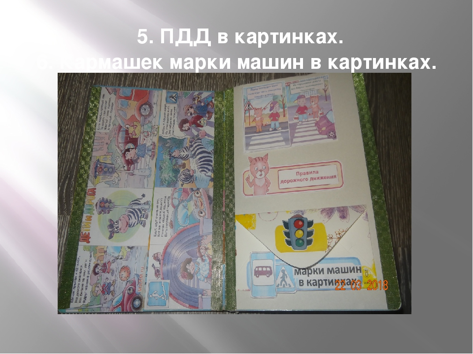 Паспорт пдд картинки