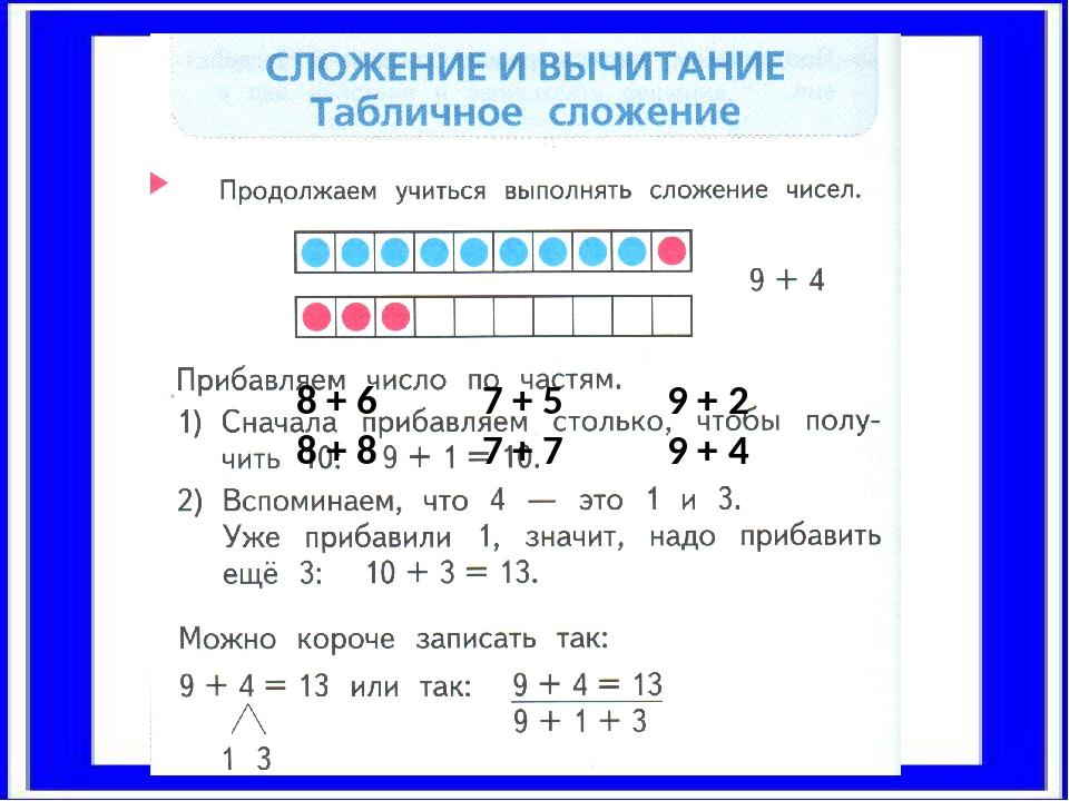 8 + 6 7 + 5 9 + 2 8 + 8 7 + 7 9 + 4
