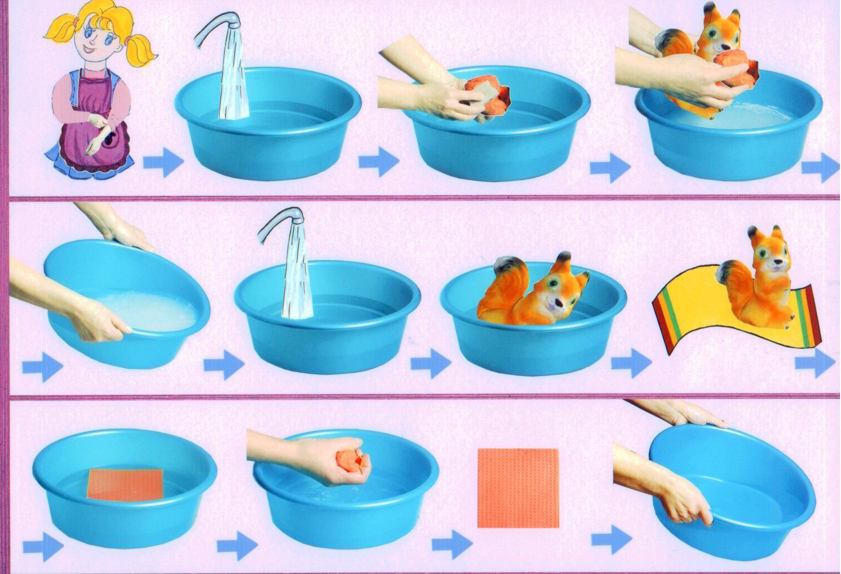Схемы алгоритмы в детском саду для детей картинки