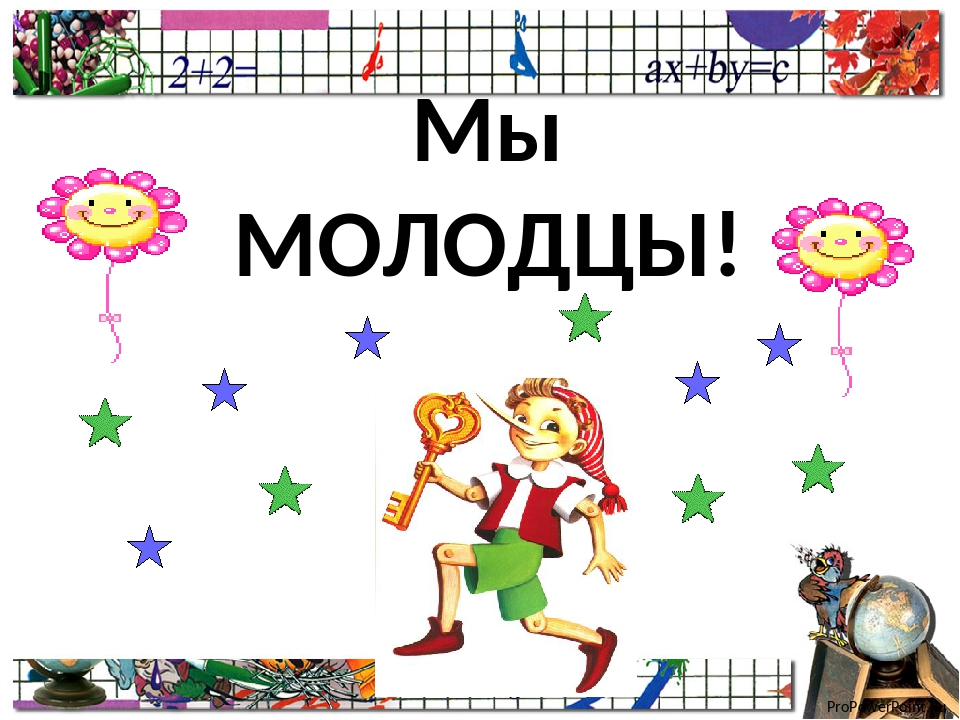 Мы МОЛОДЦЫ! ProPowerPoint.Ru