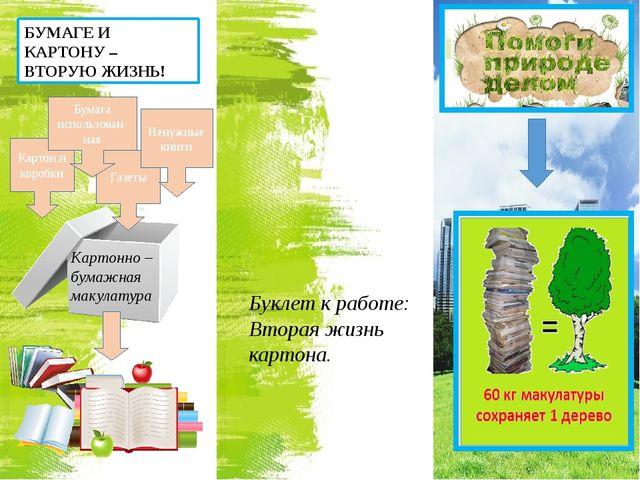 Буклеты макулатура макулатура севастополь цена