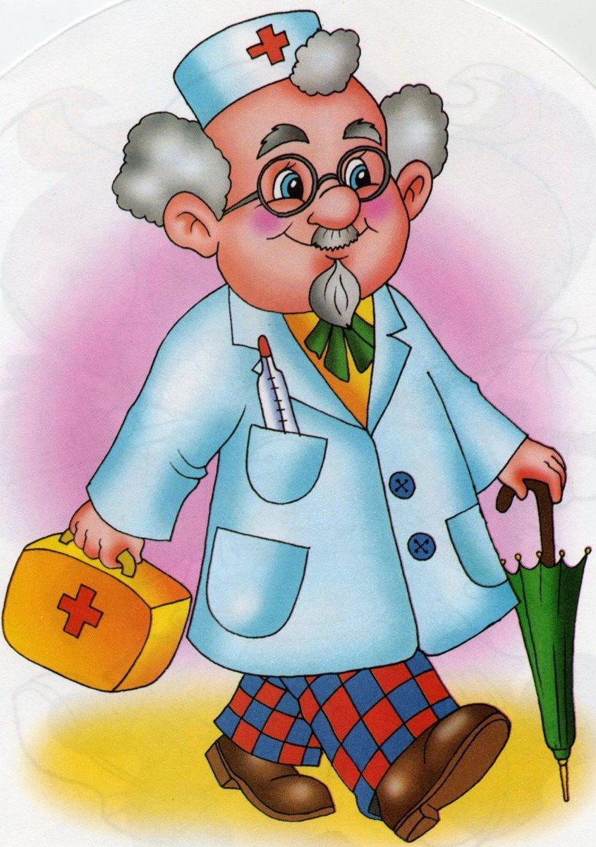 Картинки профессия врача для детского сада