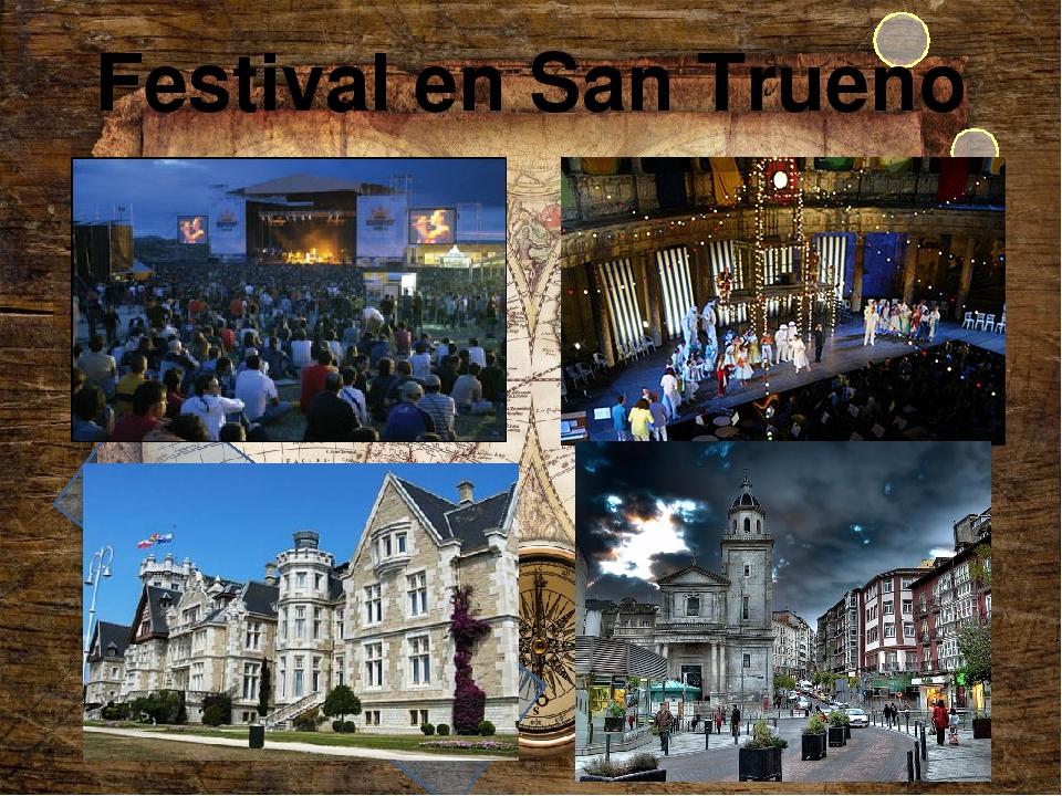 Festival en San Trueno