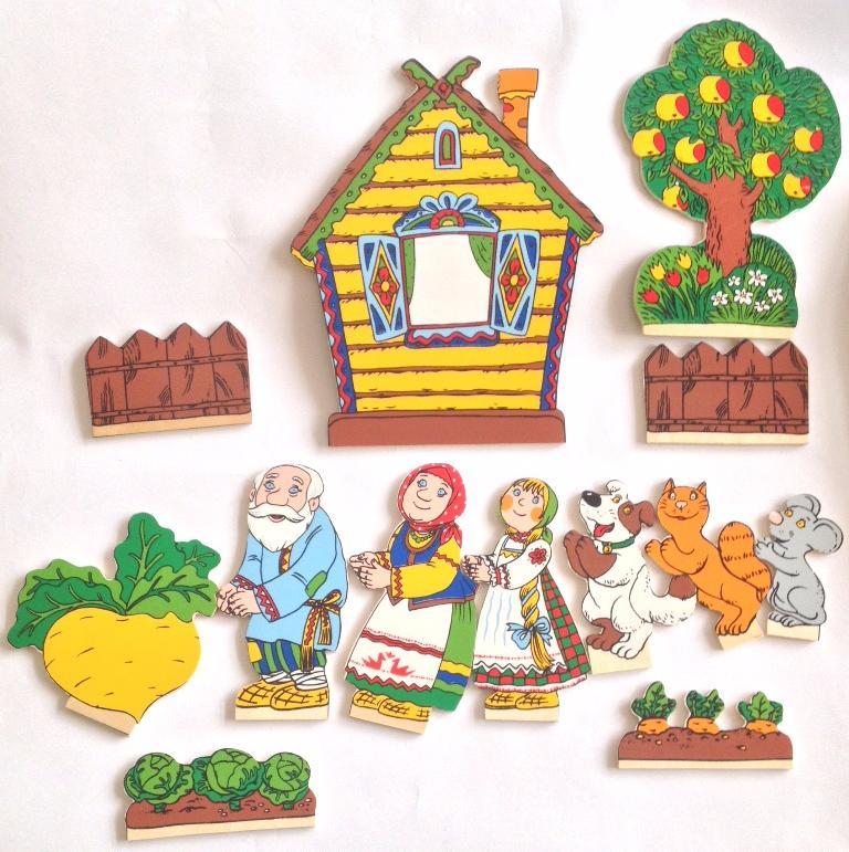 Картинки детские настольный театр