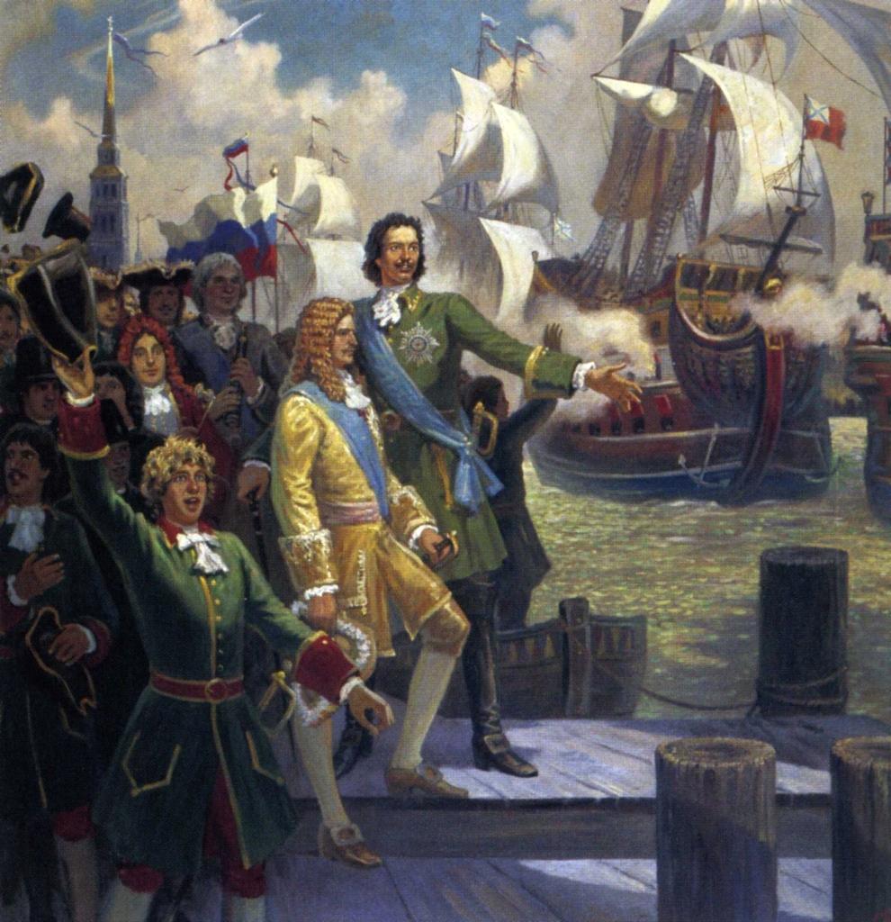 сам себе день победы русского флота над шведами у мыса гангут картинки много чудесных фотографий