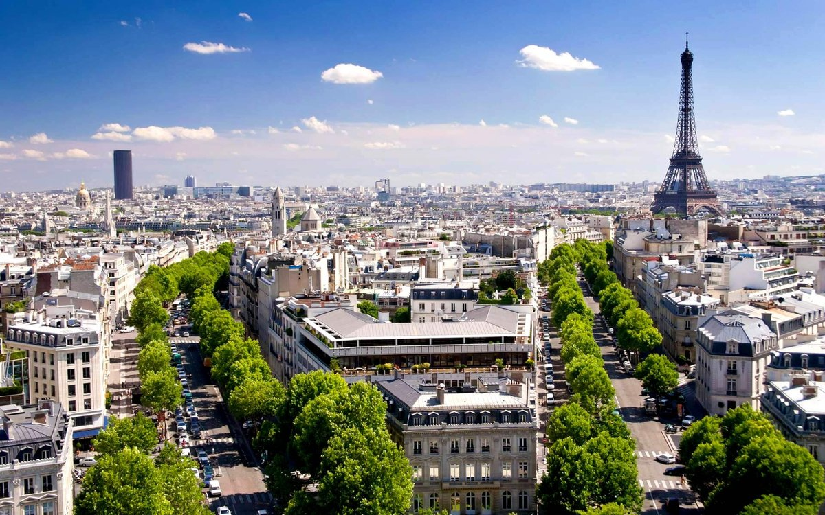Франция и достопримечательности картинки