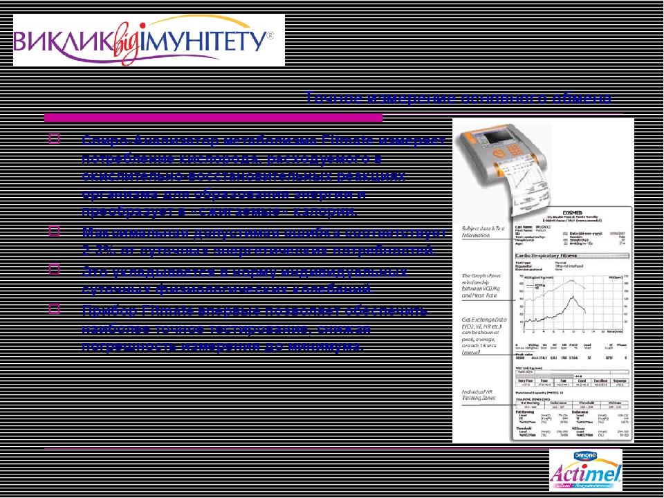 Точное измерение основного обмена Спиро-Анализатор метаболизма Fitmate измеря...