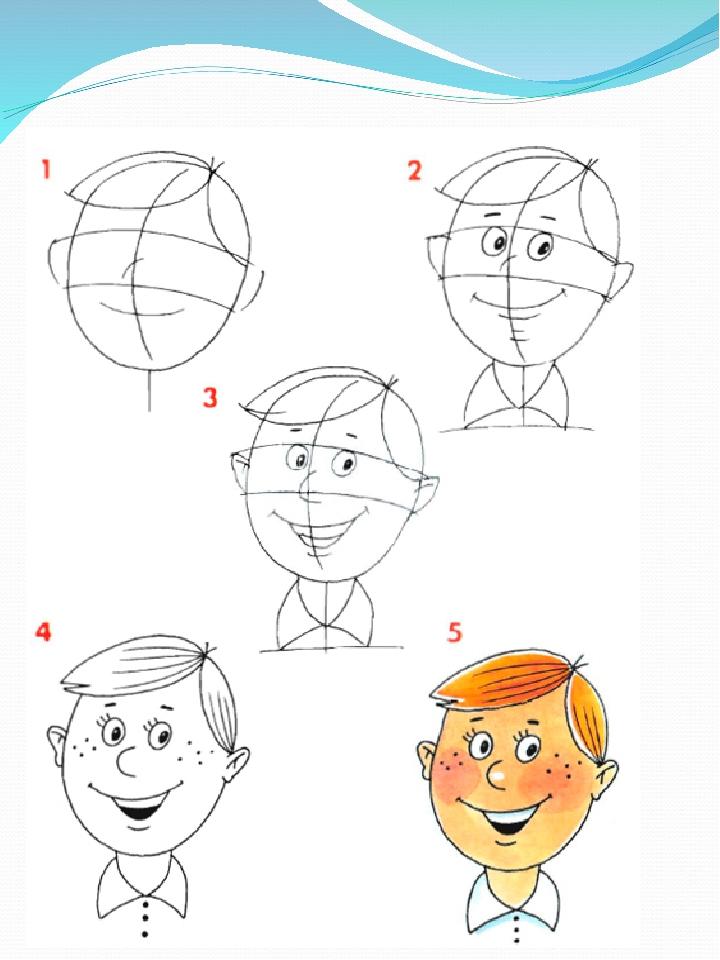 животные целы, учимся рисовать людей по картинками смартфон, которого