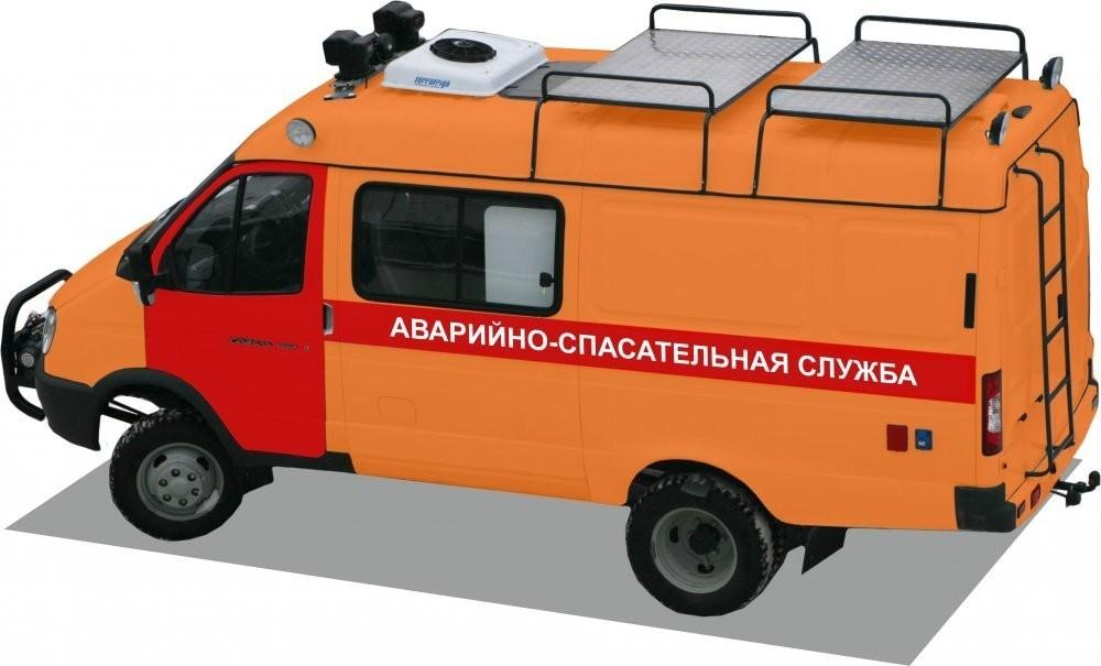 Картинка спасательная машина