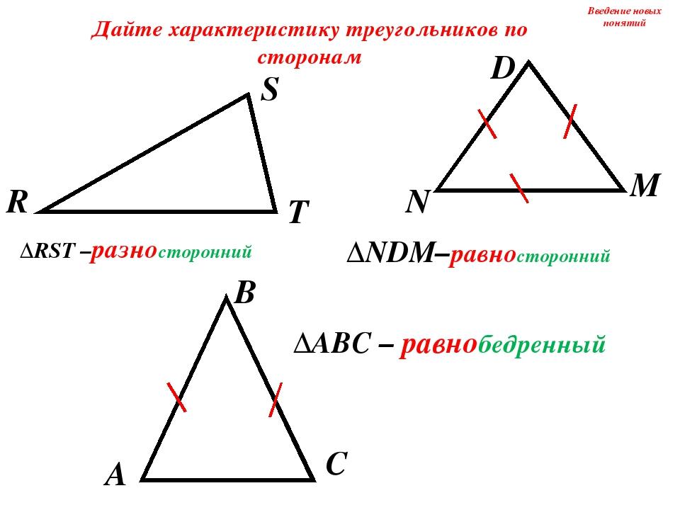 стороны треугольника картинка ваш лучший друг