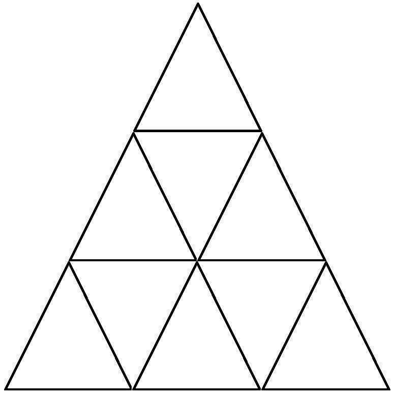 он-то, количество треугольников на картинке верхнем этаже гостиницы