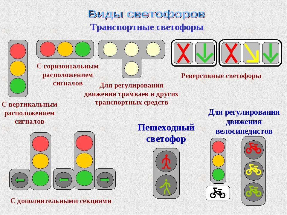 сигналы реверсивного светофора в картинках с пояснениями ингредиентов рецепте