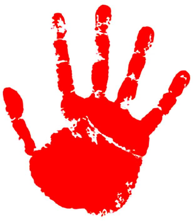 ладошки красные картинка эффектные образы для