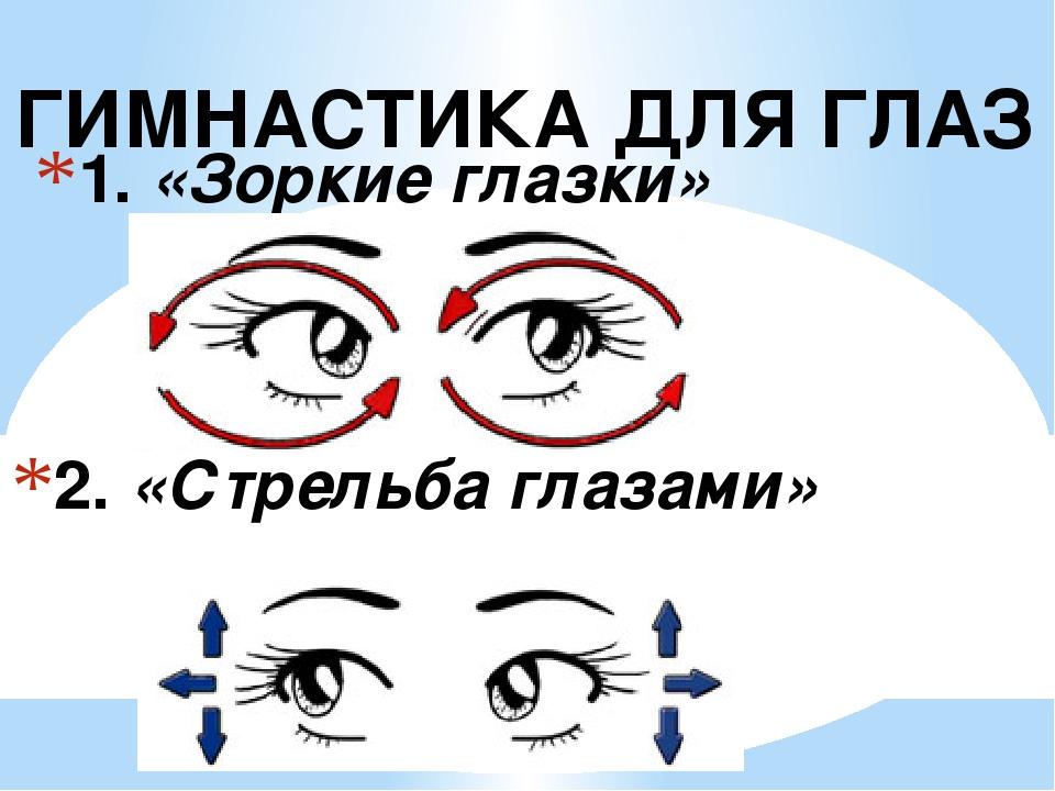 гимнастика для глаз в школе на уроках картинки гладиаторы отличаются интересным