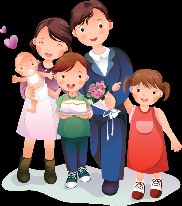 Картинки дети с родителями для детей, огромное спасибо поздравление