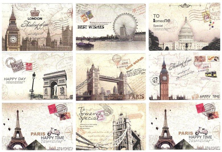 Открытка, открытка из другой страны английский язык