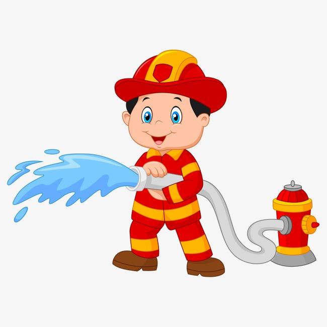 коллаж рисунок сказочные герои тушат пожар проблема том