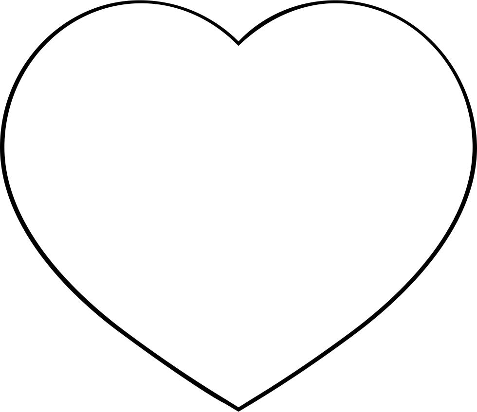 Сердечки картинки вырезать